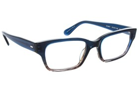 Corinne McCormack Brilliant Jewels Sydney Reading Glasses Blue