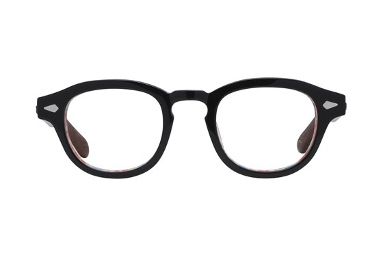 Proof Chaplin Black Eyeglasses