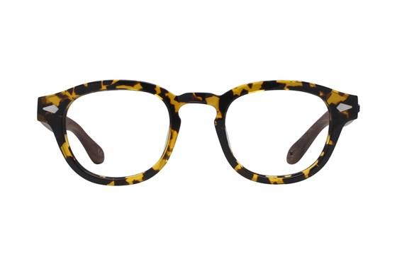 Proof Chaplin Tortoise Eyeglasses