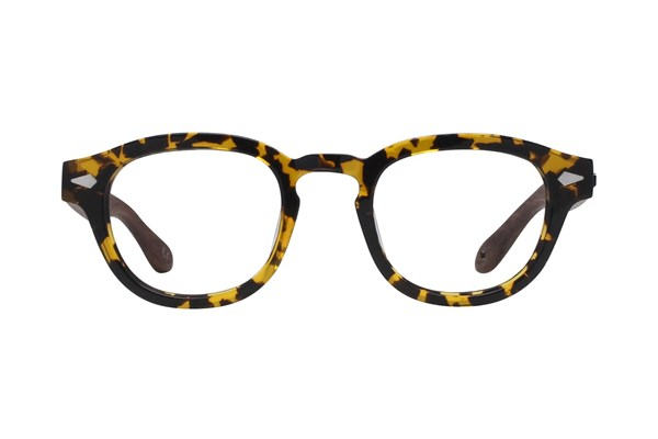 Proof Chaplin Tortoise Eyeglasses