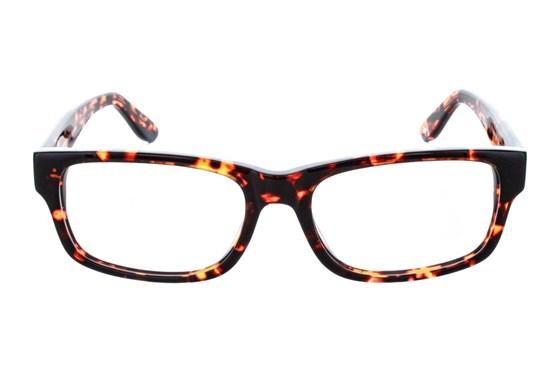 Proof Loom Brown Eyeglasses