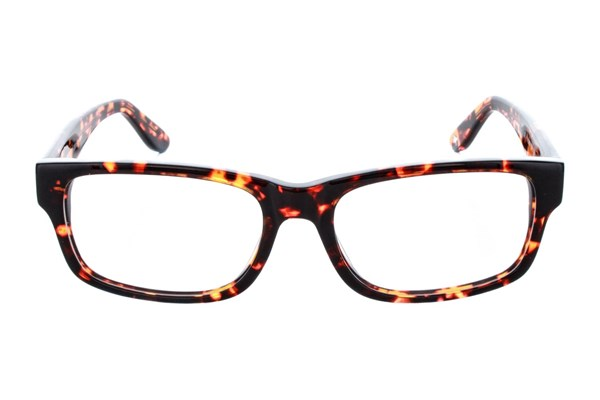 Proof Loom Brown Eyeglasses