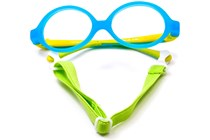 Zoobug Oval (size 41-14-110) Prescription Eyeglasses Frames