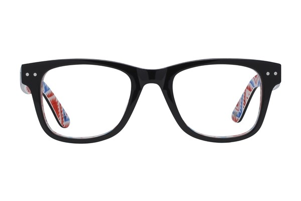 Proof Tribe Black Eyeglasses