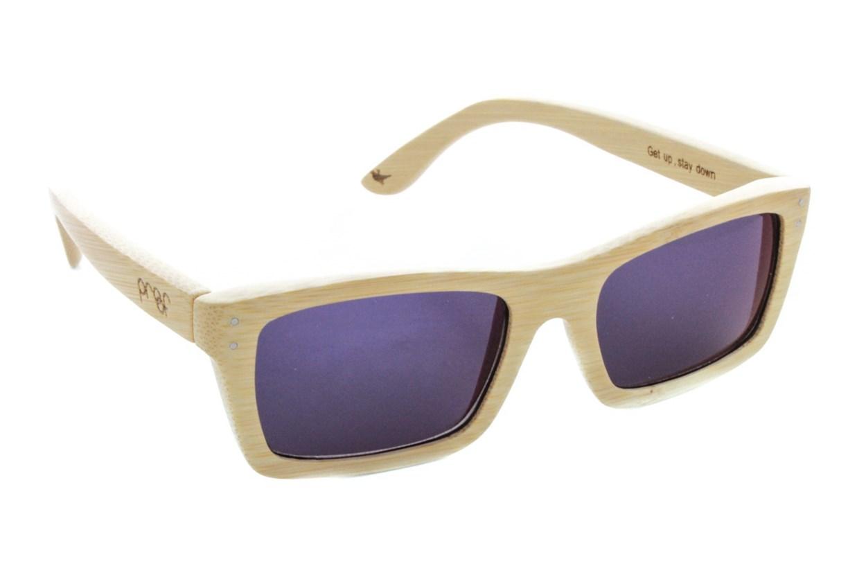 Proof Boise Tan Sunglasses