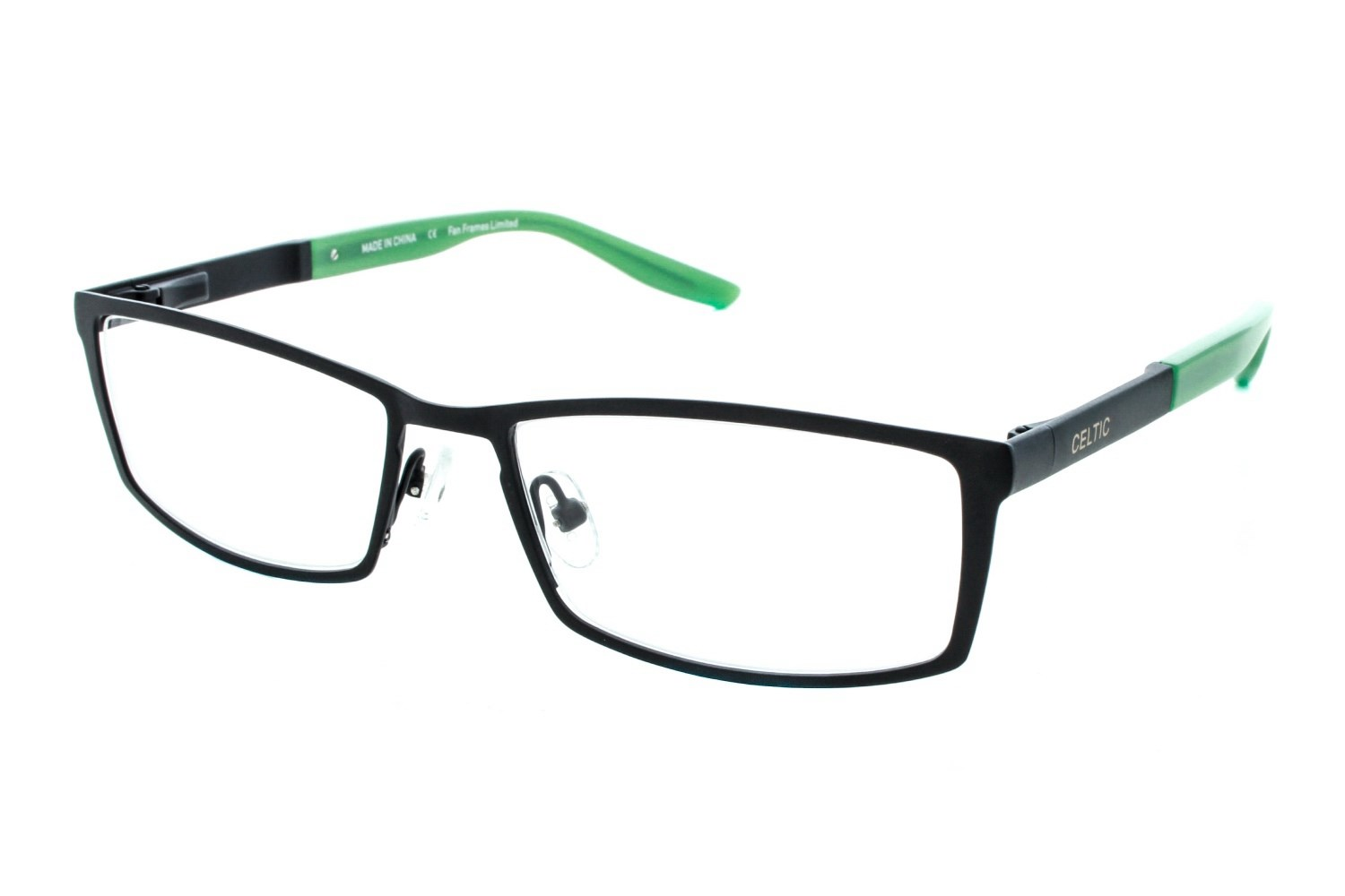 Glasses Frame Website : Fan Frames Celtic FC - Metal Prescription Eyeglasses ...