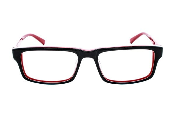 Fan Frames Manchester United - Retro Eyeglasses - Red
