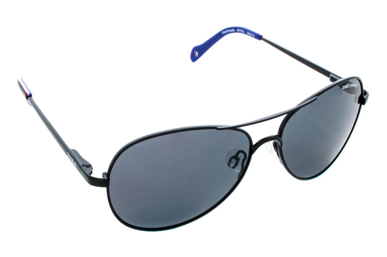 Zoobug AV (Age 3-5) Black Sunglasses