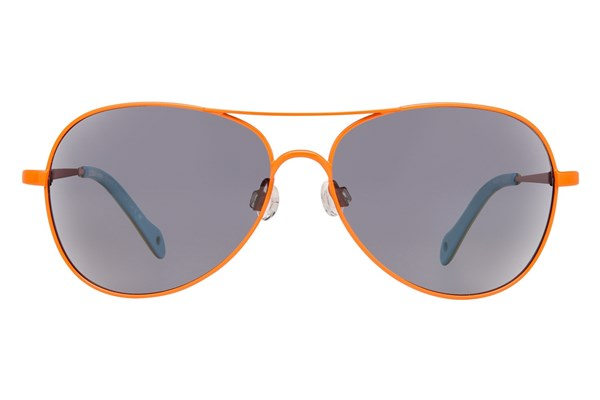 Zoobug AV (Age 6-12) Orange Sunglasses