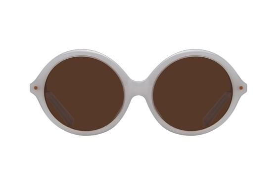 Zoobug Sunny (Age 6-12) White Sunglasses