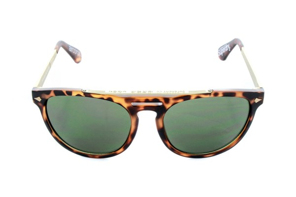 Superdry Aircorps Sunglasses - Brown