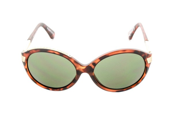 Superdry Supersonic Brown Sunglasses
