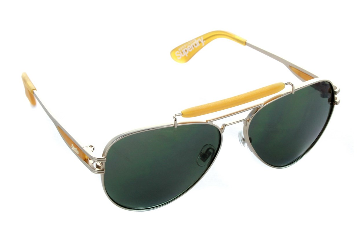 Superdry Helipad Pro Sunglasses - Gold