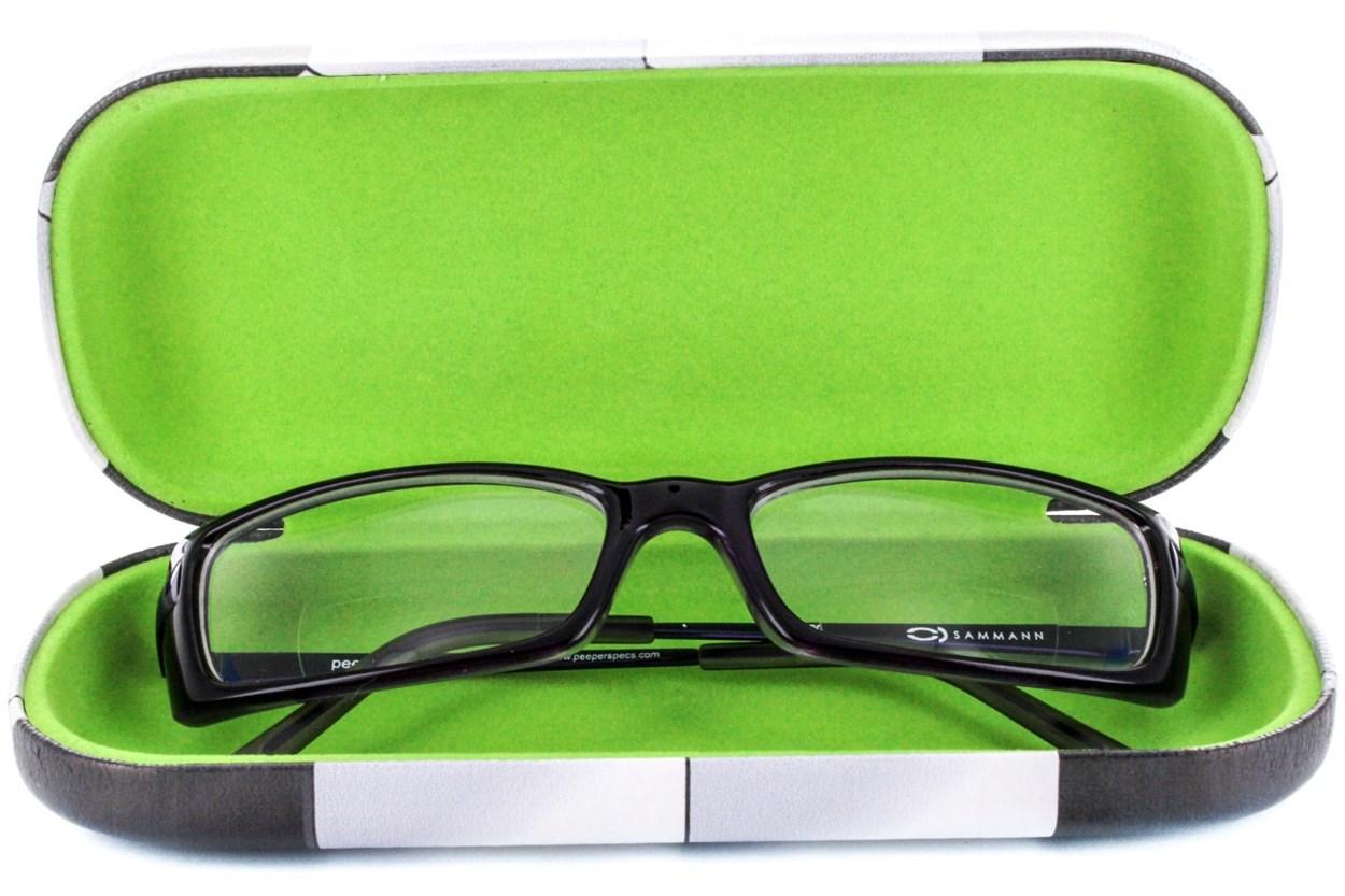 CalOptix Children's Sports Eyeglass Case White GlassesCases