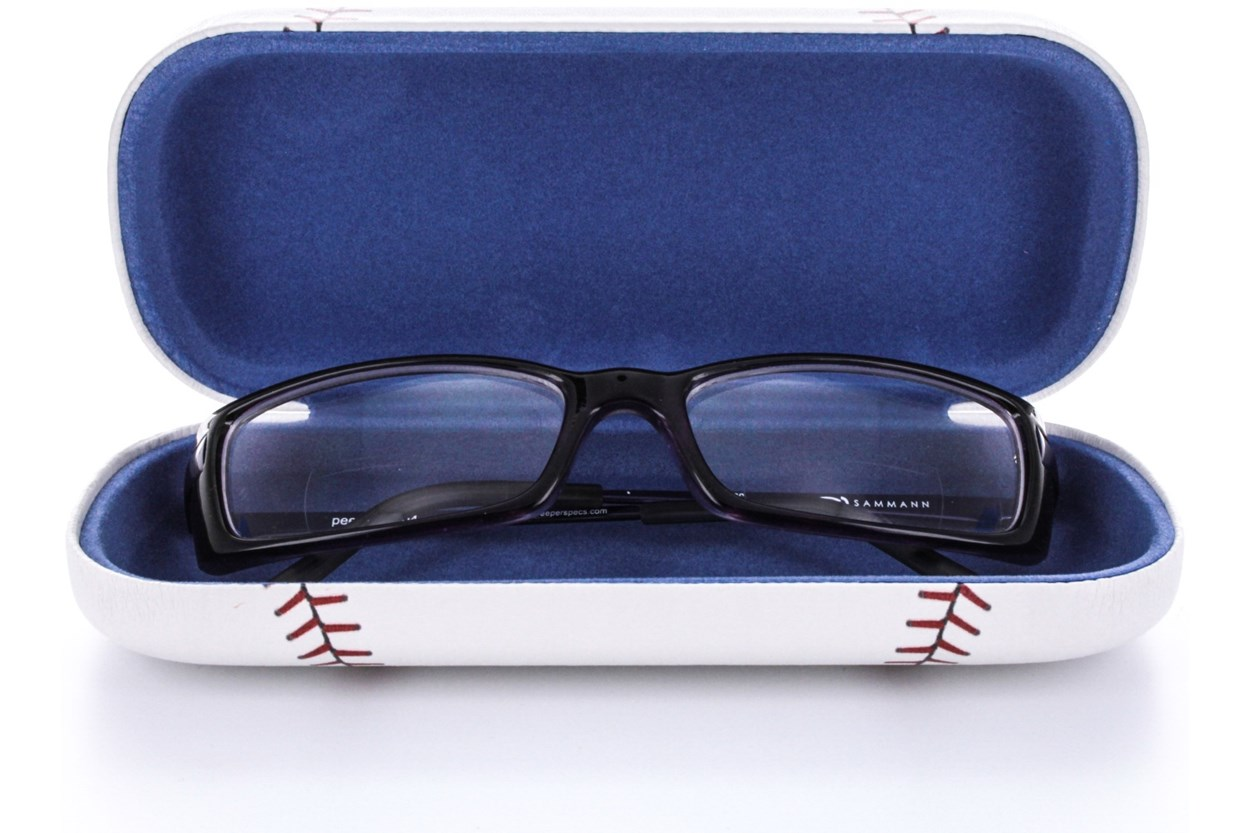 Alternate Image 1 - CalOptix Children's Sports Eyeglass Case White GlassesCases