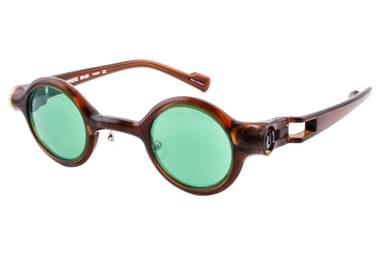 John Lennon JL BRT GY Instant Prescription Sunglasses
