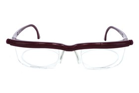 Adlens Adjustables Instant Prescription Eyeglasses EM02 Purple