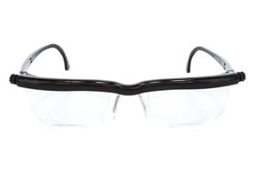 Adlens Adjustables Instant Prescription Eyeglasses EM02 Brown