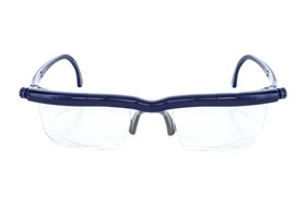 Adlens Adjustables Instant Prescription Eyeglasses EM02 Blue