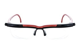 Adlens Adjustables Instant Prescription Eyeglasses EM02 Red