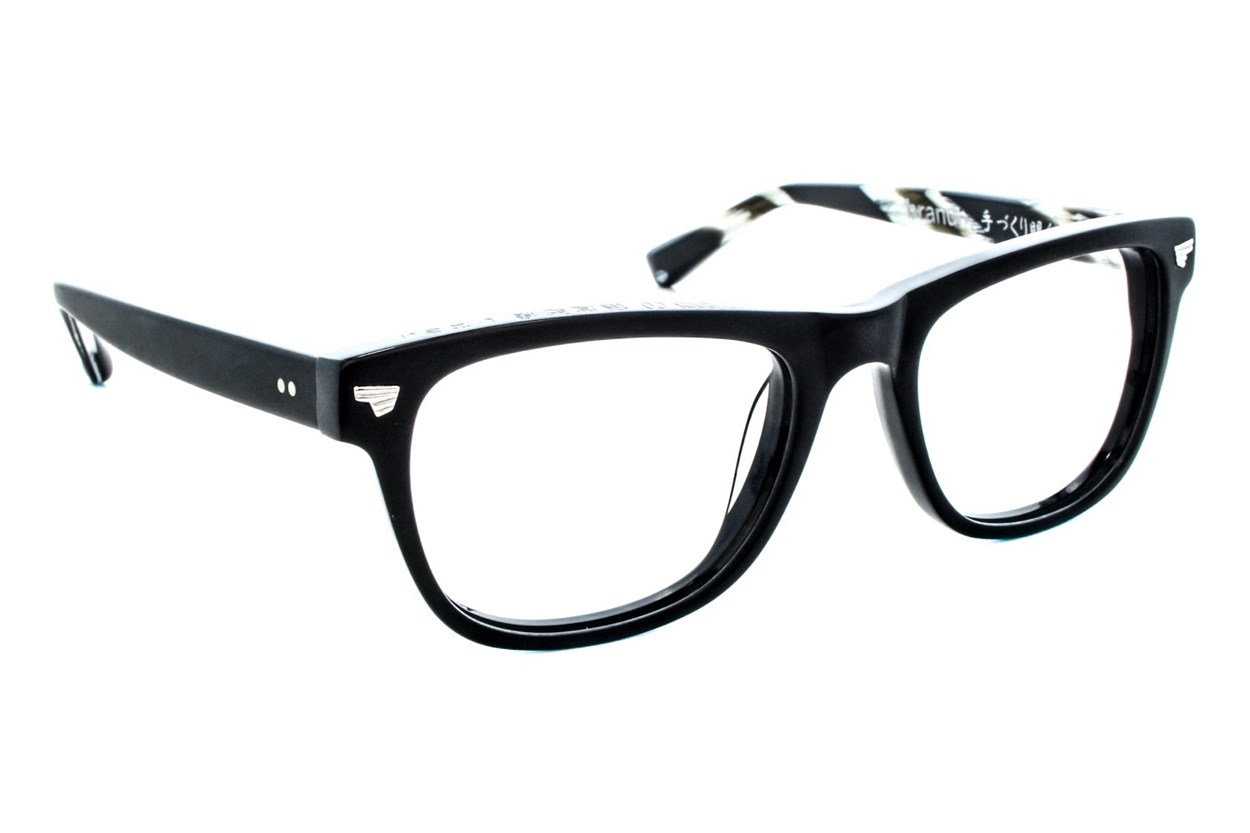 Superdry Brando Black Eyeglasses