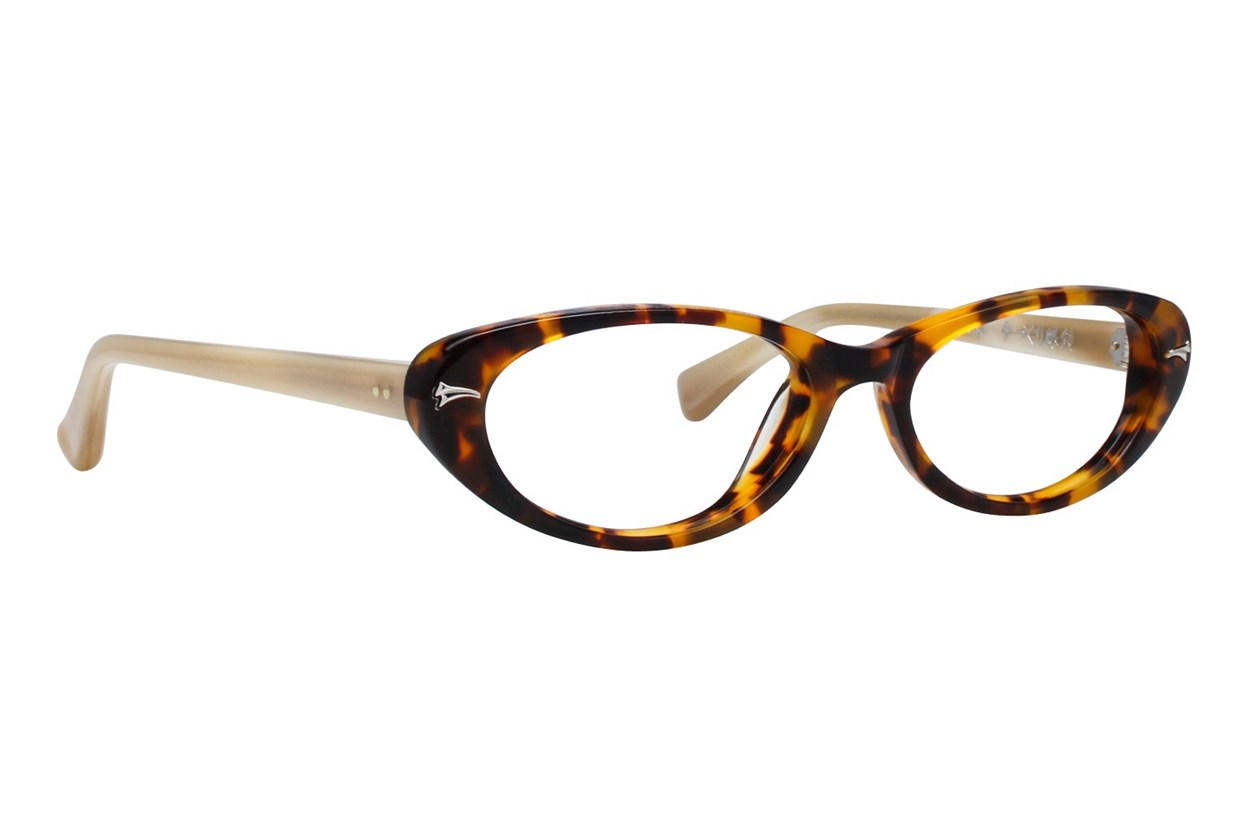 Superdry Daisy Brown Eyeglasses