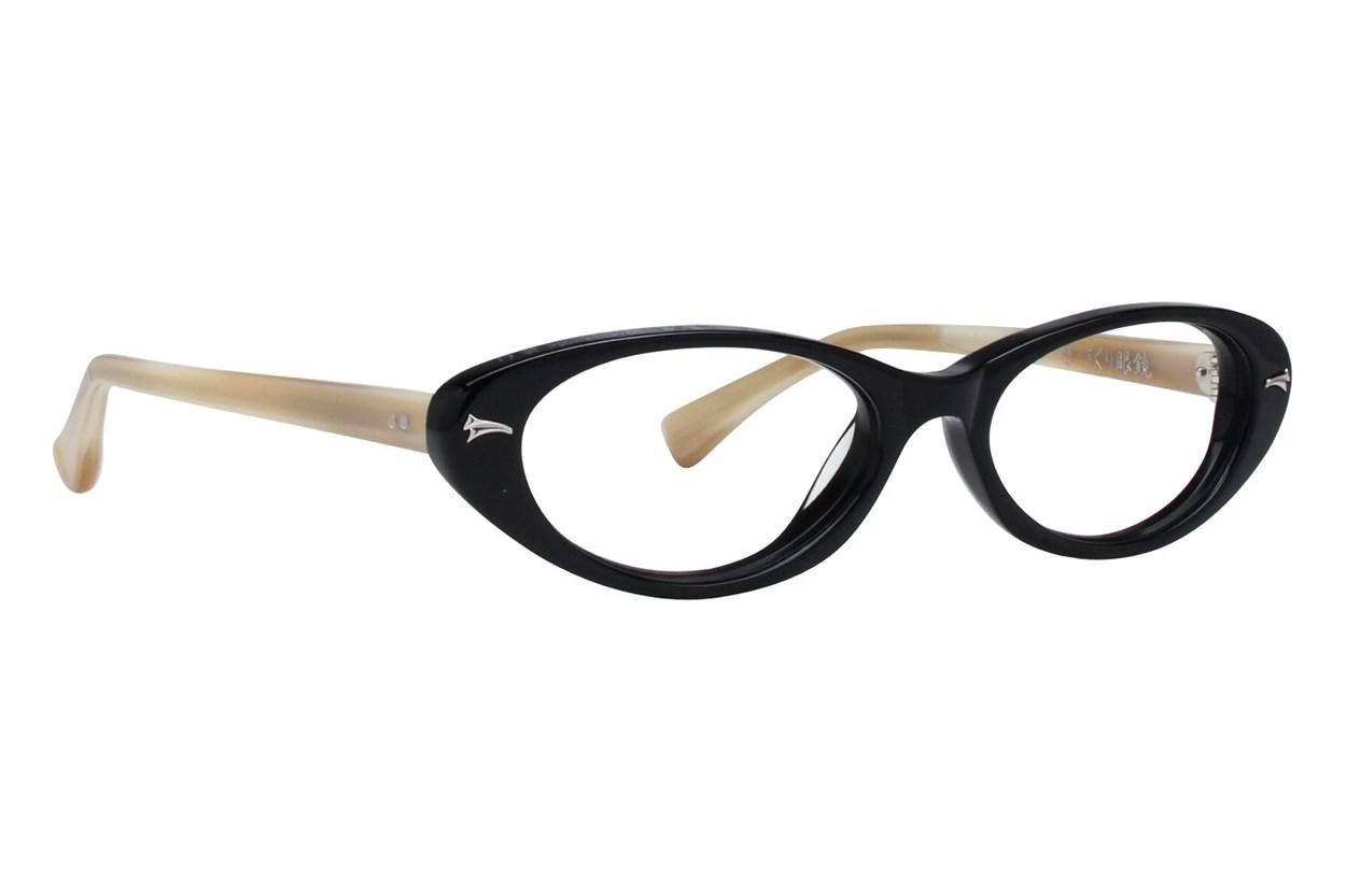 Superdry Daisy Black Eyeglasses