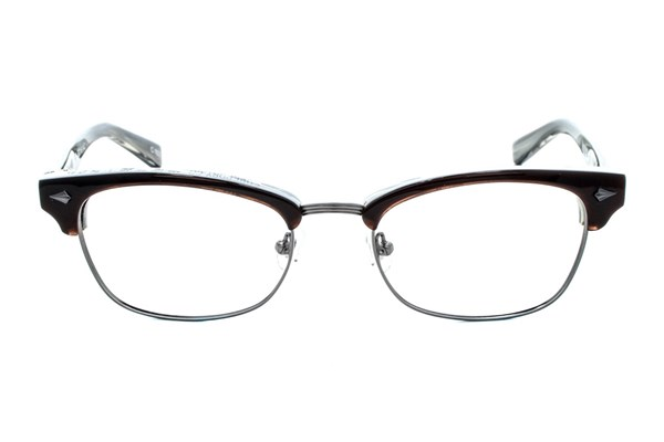 Superdry Harper Gray Eyeglasses