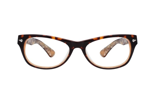 Superdry Kloe Brown Eyeglasses