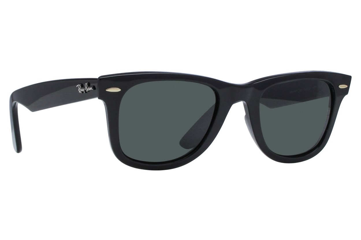 Ray-Ban® RB 2140 Black Sunglasses
