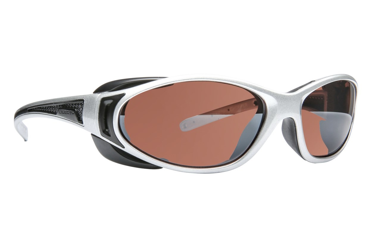 Rec Specs Chopper Silver Sunglasses