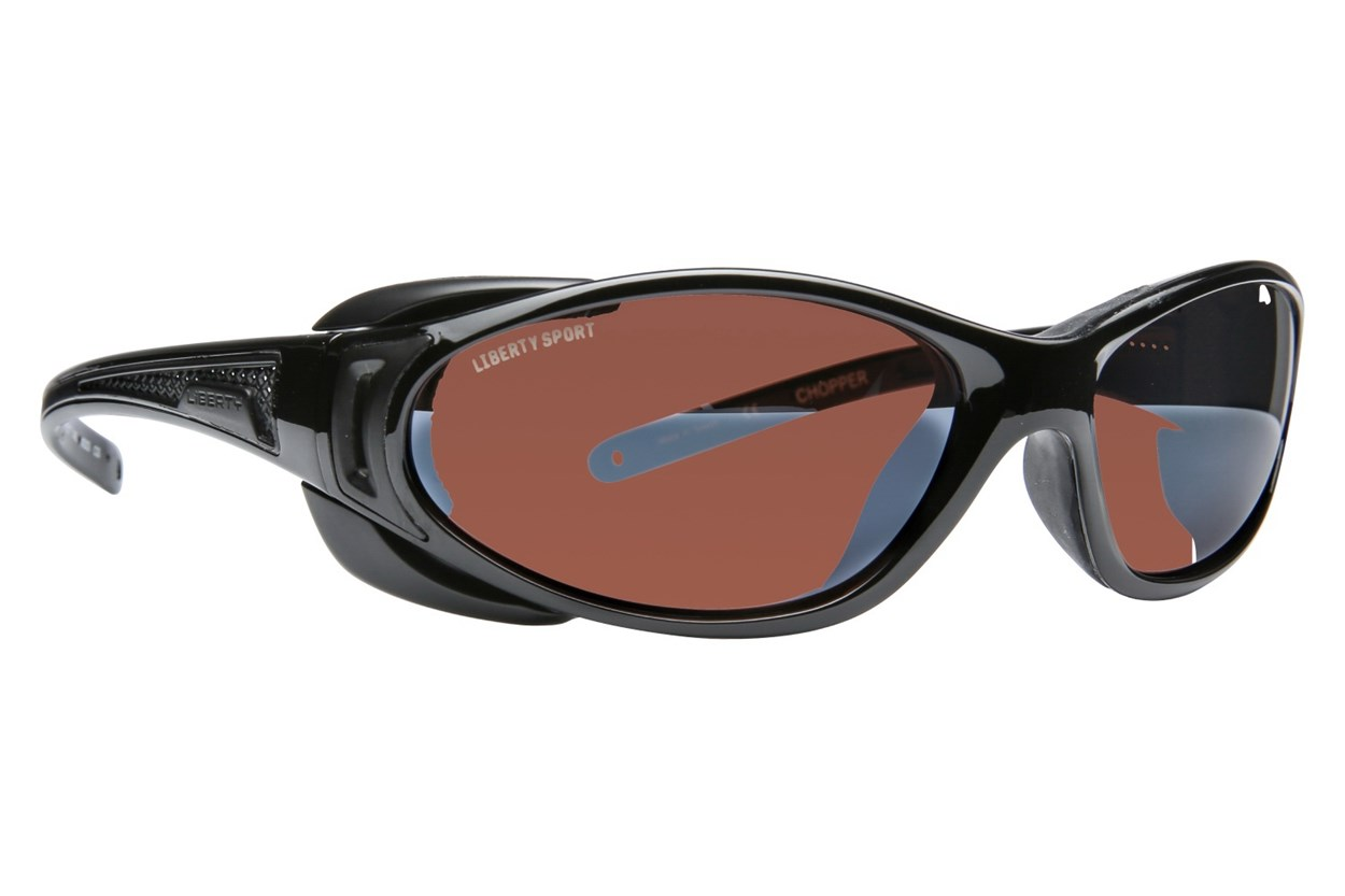 Rec Specs Chopper Sunglasses - Black