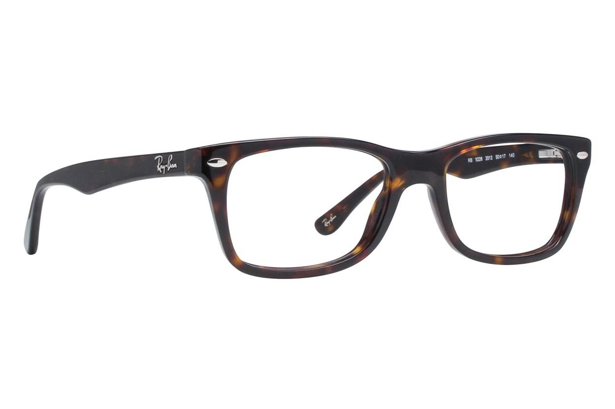 Ray-Ban® RX 5228 Tortoise Eyeglasses