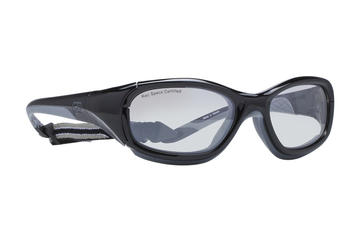 Rec Specs RS SLAM Black Eyeglasses