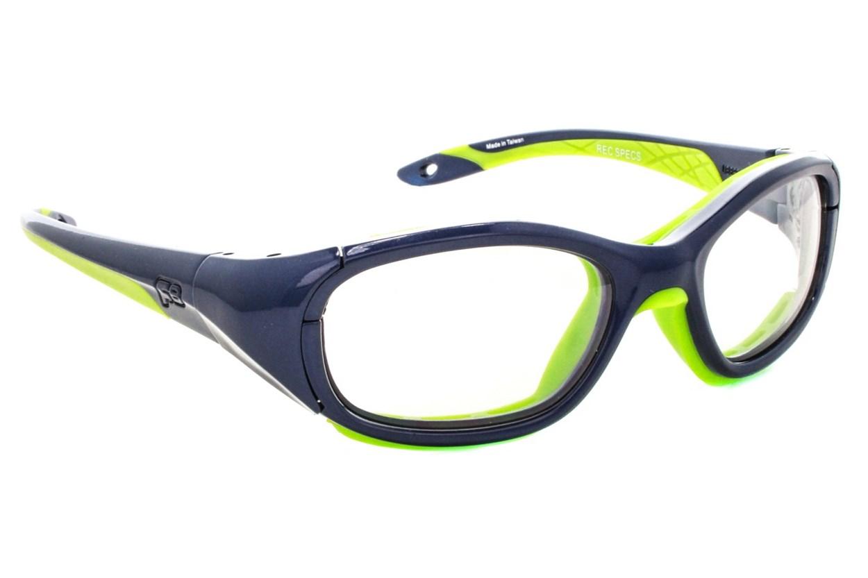 Rec Specs RS SLAM Blue Eyeglasses