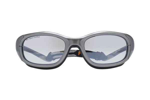 Rec Specs Slam-XL Gray Eyeglasses