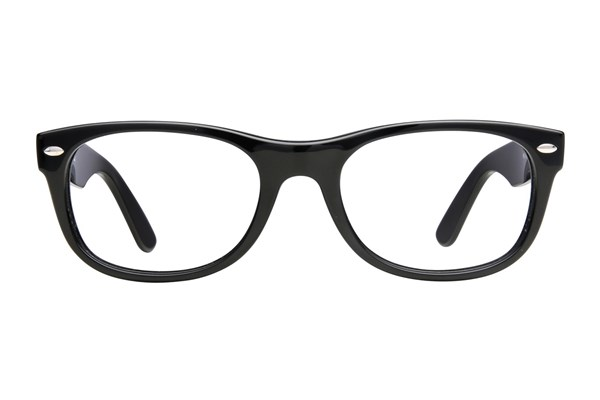 Ray-Ban® RX5184 Black Eyeglasses