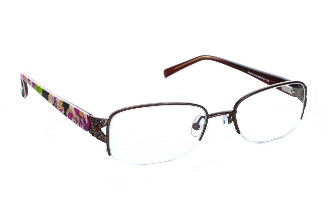 Vera Bradley VB AUTUMN Brown Eyeglasses