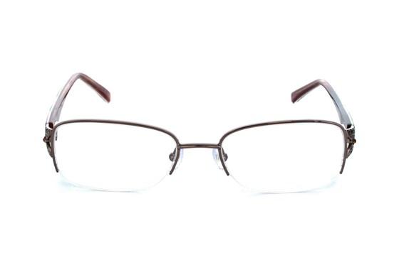 Vera Bradley VB AUTUMN Brown Eyeglasses