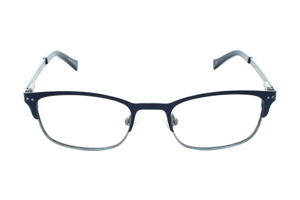 Lucky Smarty Eyeglasses - Blue