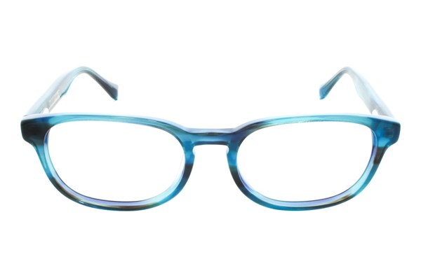 Lucky Dynamo Eyeglasses - Green
