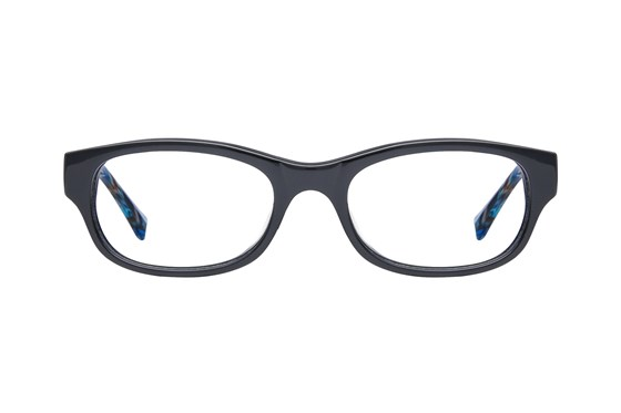 Lucky Busy Bee Black Eyeglasses