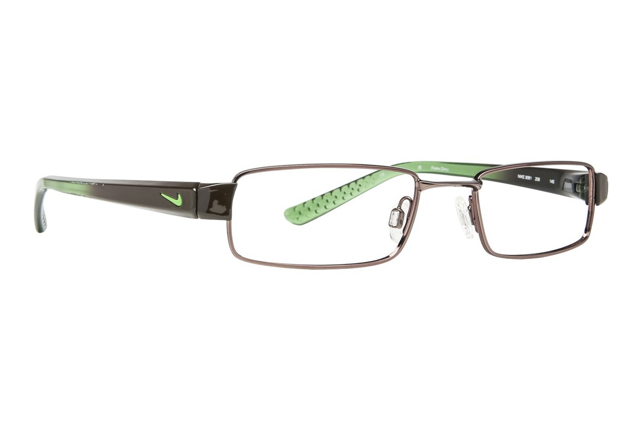 NIKE 8061 Eyeglasses - Brown