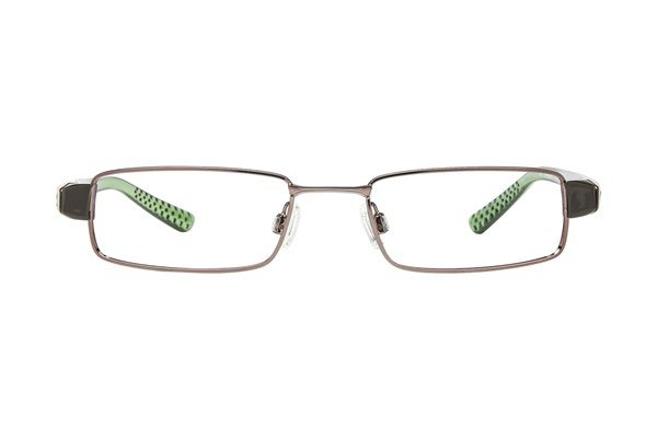 NIKE 8061 Brown Eyeglasses