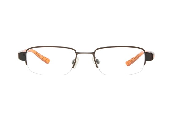 NIKE 8062 Brown Eyeglasses