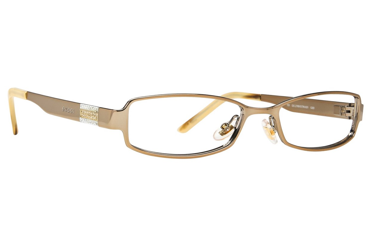 GUCCI 2769 STS Brown Eyeglasses