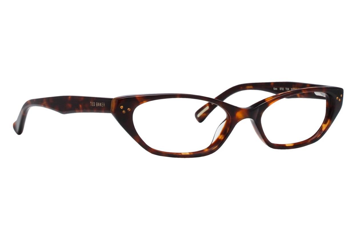 Ted Baker Kara Tortoise Eyeglasses
