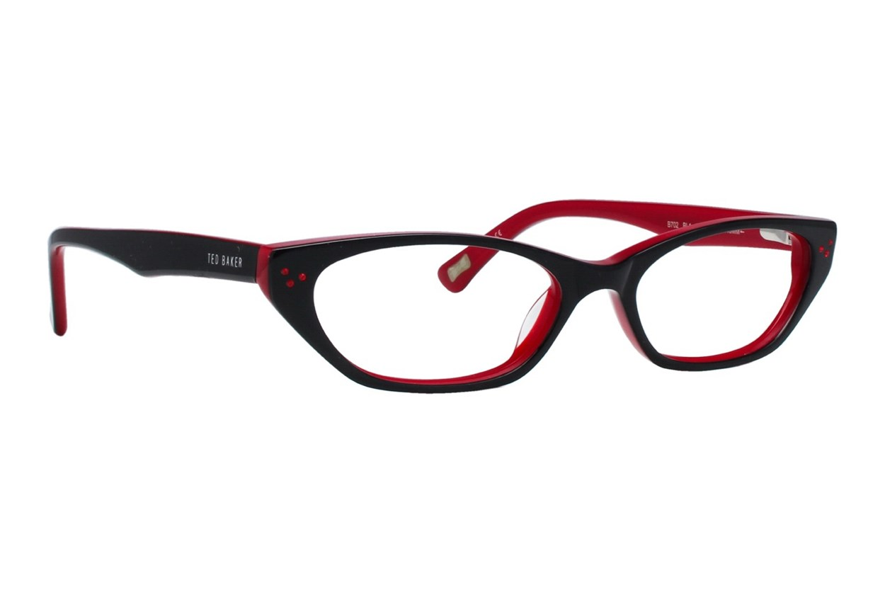 Ted Baker Kara Black Eyeglasses