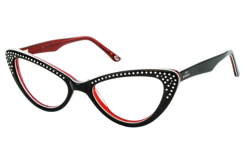 Lulu Guinness L864 Prescription Eyeglasses Frames