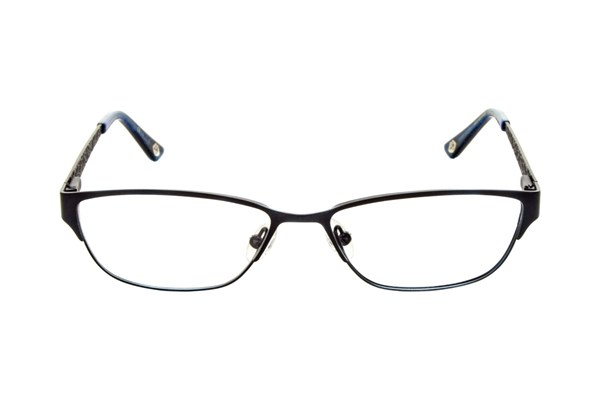 Lulu Guinness L749 Eyeglasses - Black